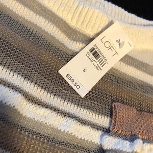 Ann Taylor loft sweater size small NWT